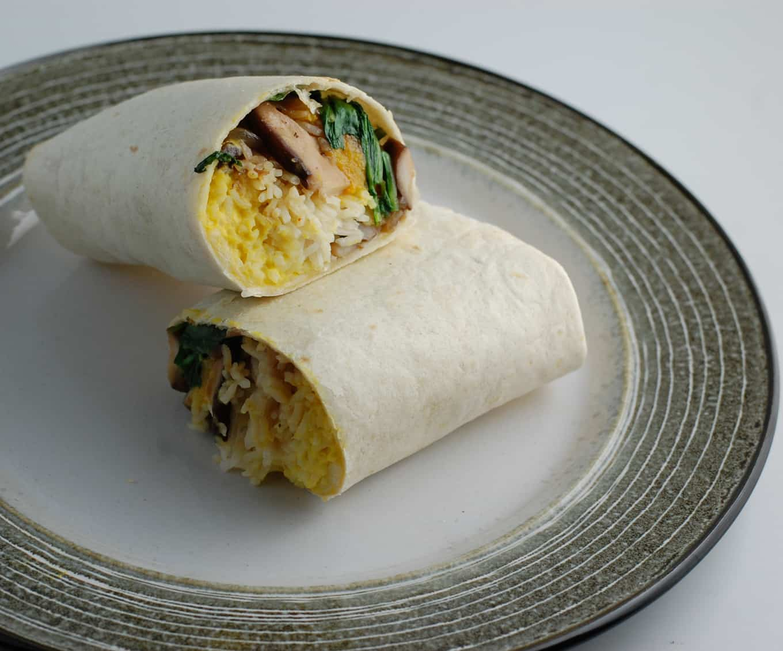 butternut burrito