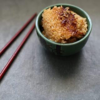 kombu dashi simmered rice